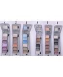 Тени для век Cristian Dior 6 couleurs