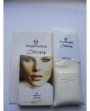 Мини-парфюм в кожаном чехле 20мл. Женская туалетная вода Sergio Tacchini Donna
