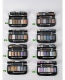 Тени для век Shiseido Urden Beauty six EyeShadow AB00-02