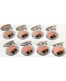 Компактные румяна с Алоэ Вера Pupa Silk Touch Compact Blush YUG098 /06-91