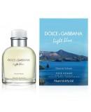 Мужская туалетная вода Dolce & Gabbana Light Blue Discover Vulcano Pour Homme