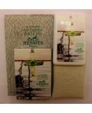 Парфюмерия в кожаном чехле 20мл. Женская туалетная вода Hermes Un Jardin Sur Le Nil